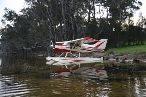 Seaplane getaway