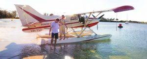 sea plane date trip